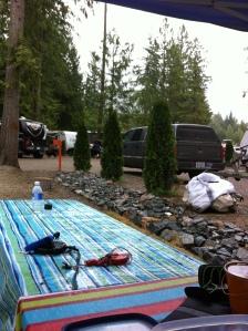 Magna Bay Campsite