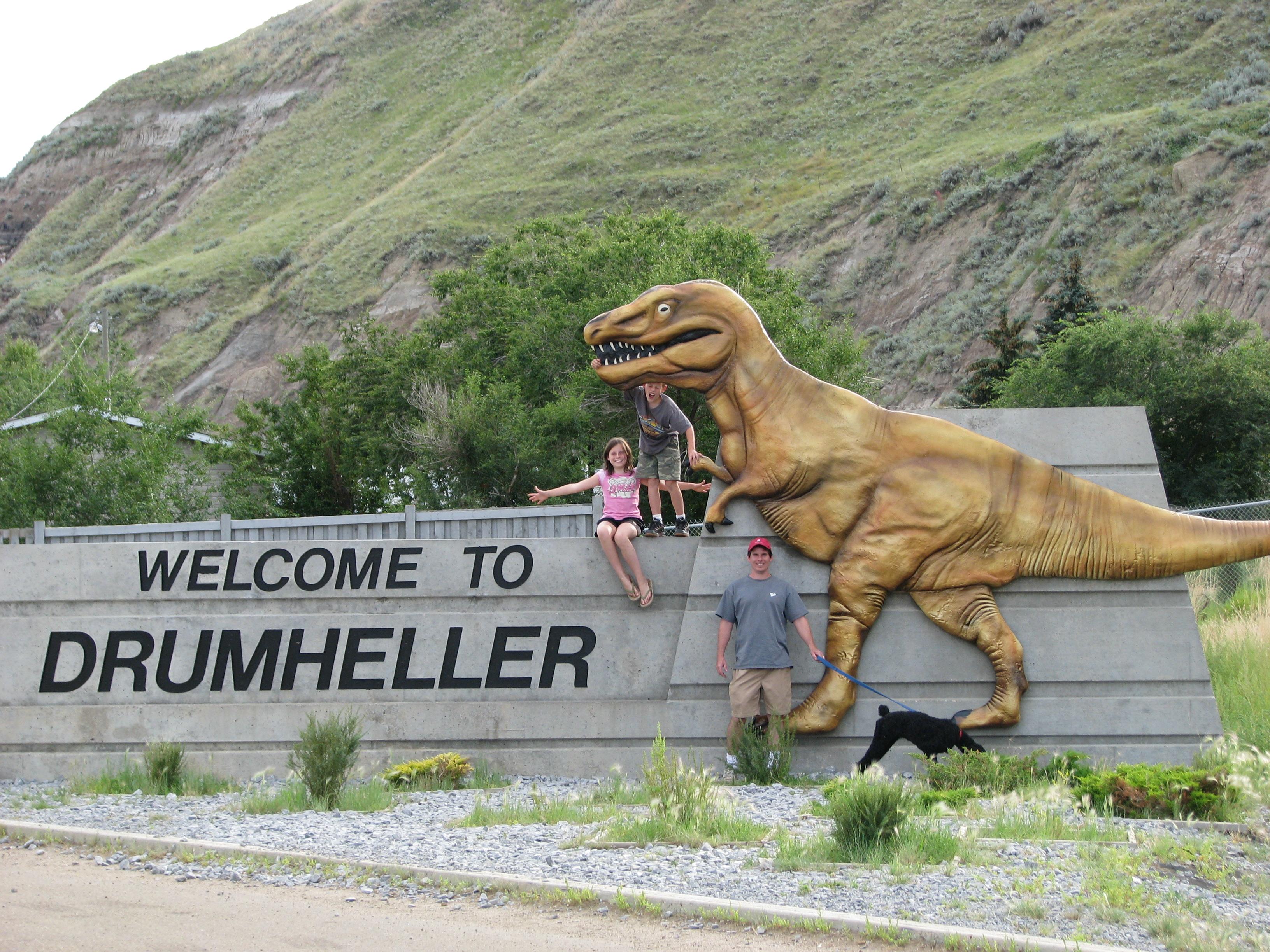 Dinosaur Trail Holiday Trails Campground Drumheller