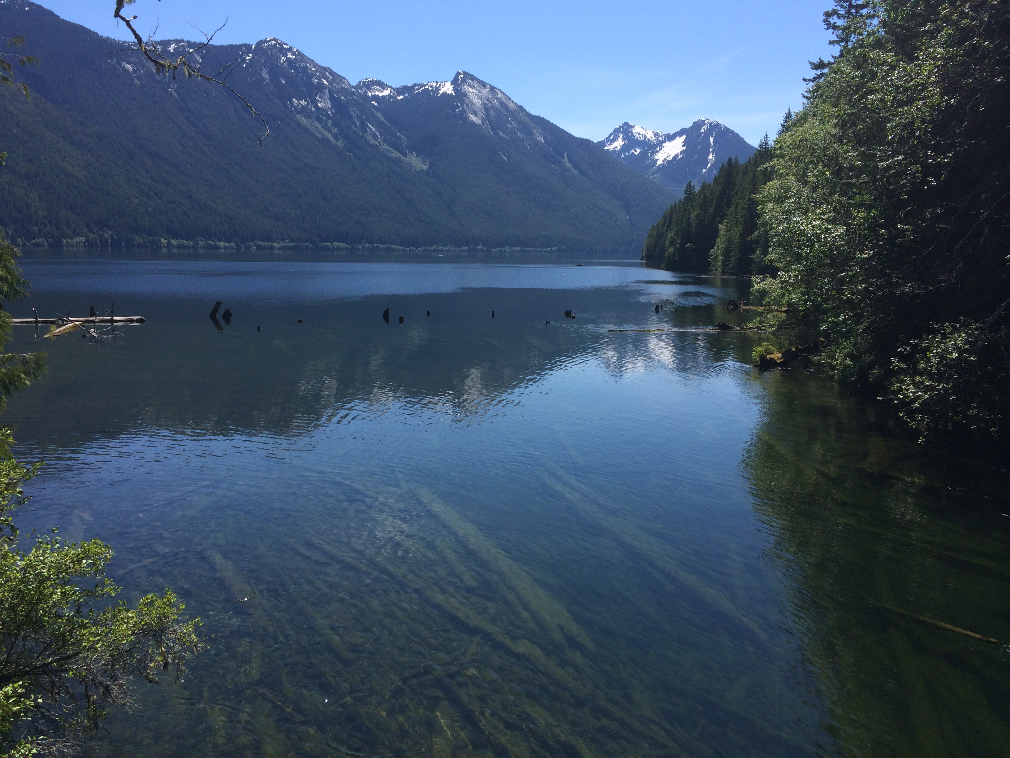 Chilliwack Lake Provincial Campground – Chilliwack, BC ...