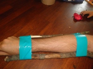 Duct Tape Camping Hacks Camp That Site