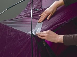 Repair tear Duct tape is great for fixing tears in tents awning sleeping bags or c&ing chair. Be sure to apply tape to both sides of the tear for added ... & Duct Tape Camping Hacks | Camp That Site
