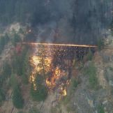 Picture from Kettle Valley Restoration Society Website.